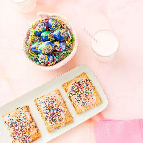 You Need to Make These Cadbury Creme Egg Pop-Tarts ASAP