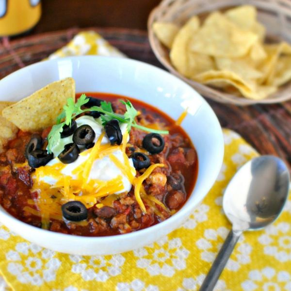 Chili Recipes Warm Up Spring's Chilly Nights