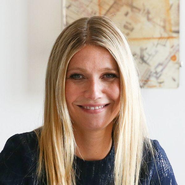 Gwyneth Paltrow's Surprising New Cookbook Dedication Is Peak Gwyneth