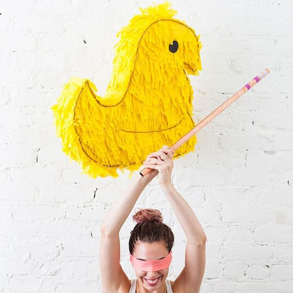 Bring Down the House This Easter With a Peeps Piñata