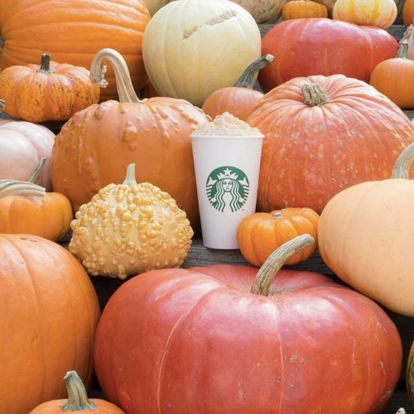 Drop Everything: Starbucks Pumpkin Spice Latte K-Cups Are HAPPENING