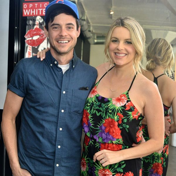 Ali Fedotowsky Just Revealed Her Baby's Gender With the Sweetest Announcement