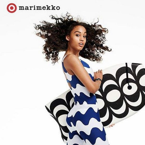 Target's Marimekko Mini-Vid Features a Model You Wouldn't Expect (But Are Gonna LOVE)