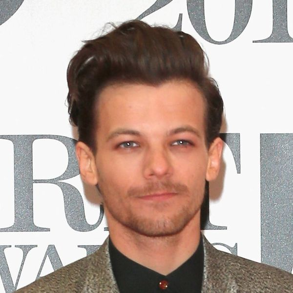 Louis Tomlinson's Sweet Pic With Baby Son Freddie Will Make You a Fangirl