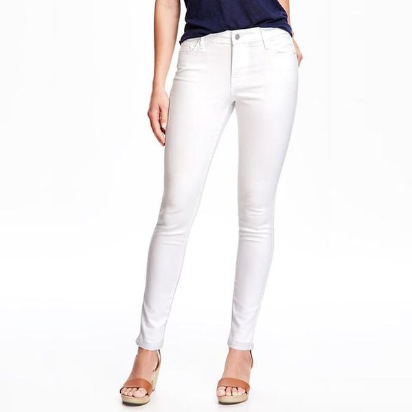 Old Navy's New Stain-Free Jeans Are a Clumsy Girl's Dream Come True