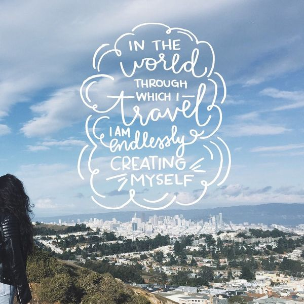 Get Hand Lettering Inspo from These 12 Instagram Artists