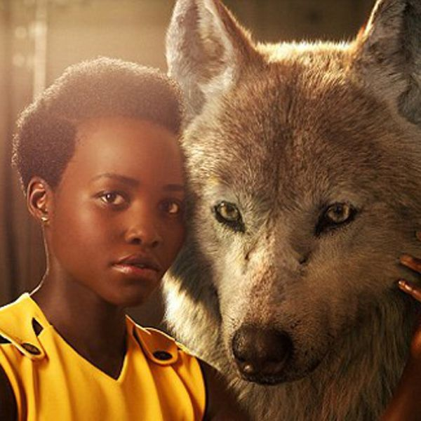 See Idris Elba, Scarlett Johansson and Lupita Nyong'o With Their Animal Counterparts for Disney's The Jungle Book
