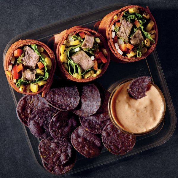 Starbucks' Bold New Wraps and Sweet Selections Are Snacktime Perfection