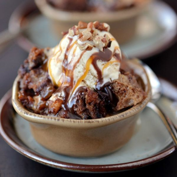 "Slow Cooker Bread Pudding — Including a ""Capirotada"" for Good Friday"