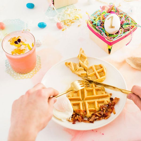 This Is the Ultimate Watercolor Easter Brunch