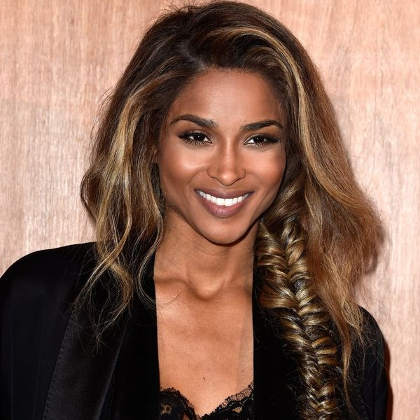 Ciara's Engagement Ring Is About to Make Your Jaw Drop