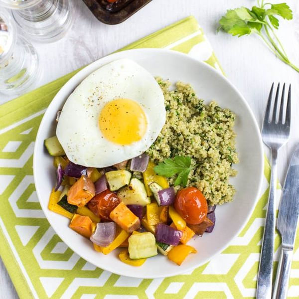 This Colorful Quinoa Bowls Recipe Will Be Your New Favorite Gluten-Free Dinner!
