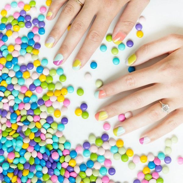 18 Pastel Manicures to Wear on Easter Weekend
