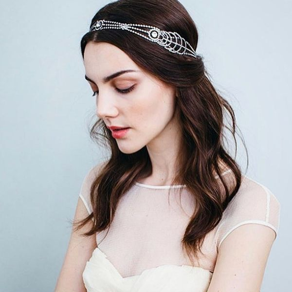 """32 """"I Do""""-Worthy Wedding Hairstyles for Every Length"""
