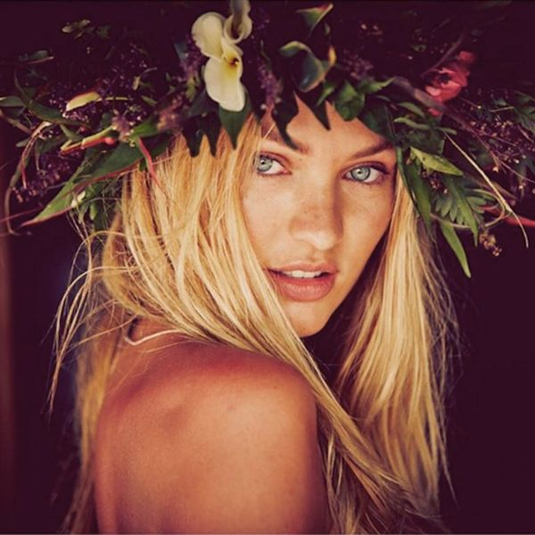 Candice Swanepoel Has Reportedly Joined the Victoria's Secret Angel Baby Boom