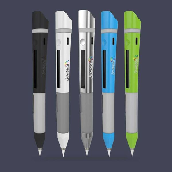 Here Is the Pen That Turns the World into Your Color Palette