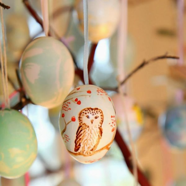 Easter Egg Trees and Branches