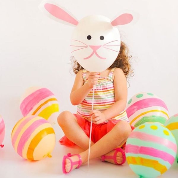 20 Bunny-Approved Easter Crafts for Kids