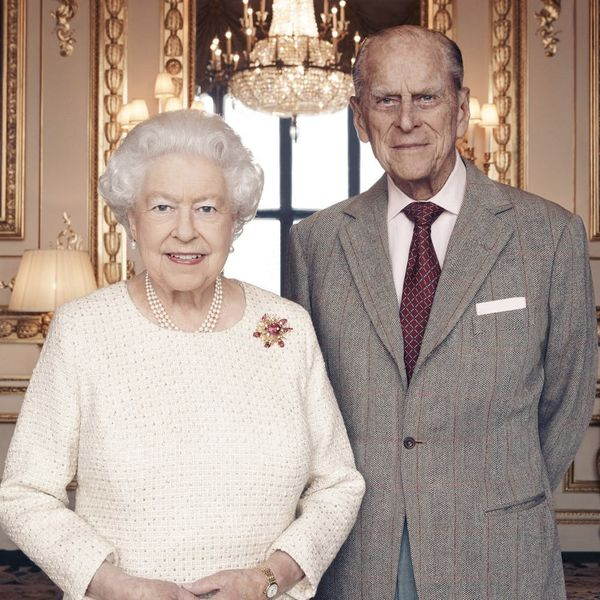 Queen Elizabeth Just Gave Prince Philip the Most Meaningful 70th Anniversary Gift