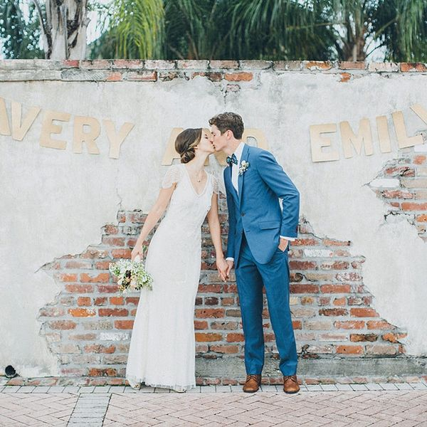 This Intimate + Artsy NOLA Wedding Is What DIY Dreams Are Made Of