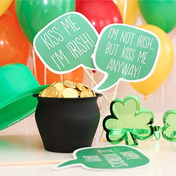 18 St. Patrick's Day Bridal Shower Ideas