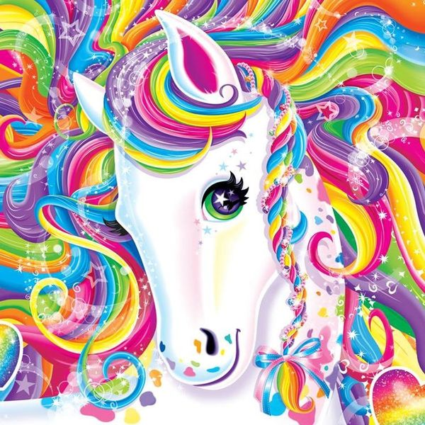 There's Now a Lisa Frank Tarot Deck for Your Unicorn Rainbow Future-Telling Needs