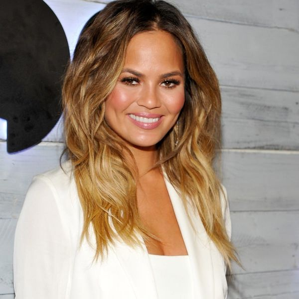 Chrissy Teigen Just Got the Perfect Spring Hair Refresh