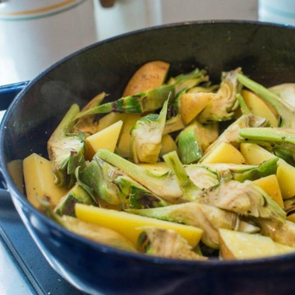 Spring Recipes: Vegetables Napolitana