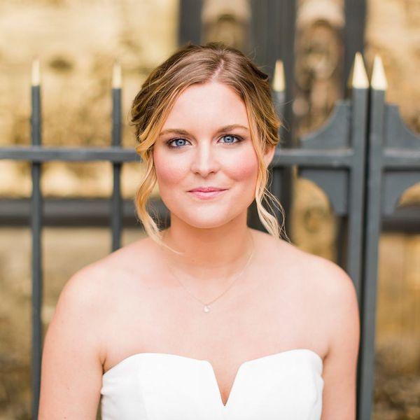 Get the Look: Classic Bride Wedding Makeup