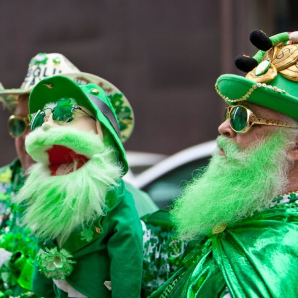 Top 10 St. Patrick's Day Parades