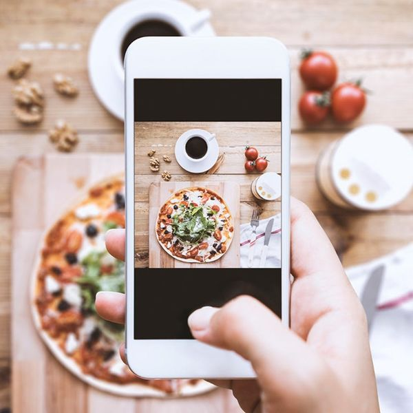 This New Study Says Instagramming Your Food Actually Makes It Taste Better