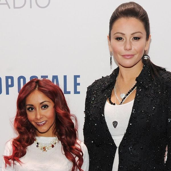 """Pregnant JWoww Gets Surprise Jersey Shore """"Sprinkle"""""""