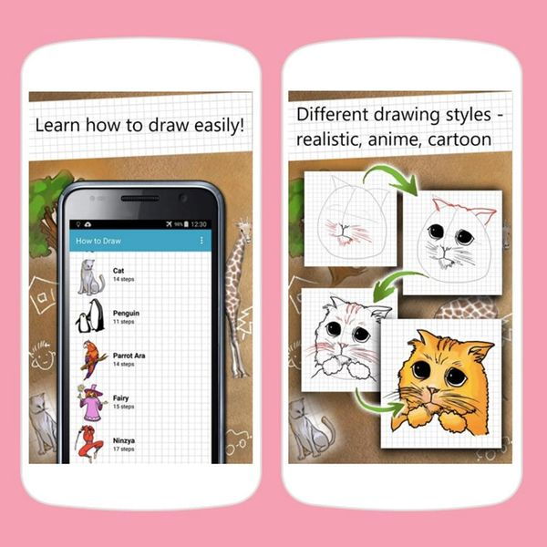 5 Apps That Will Actually Teach You How to Draw
