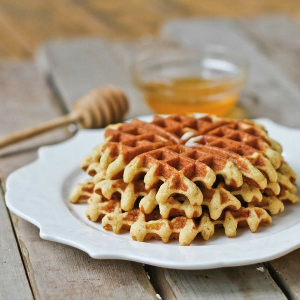 Waffles — They're Not Just for Breakfast Anymore