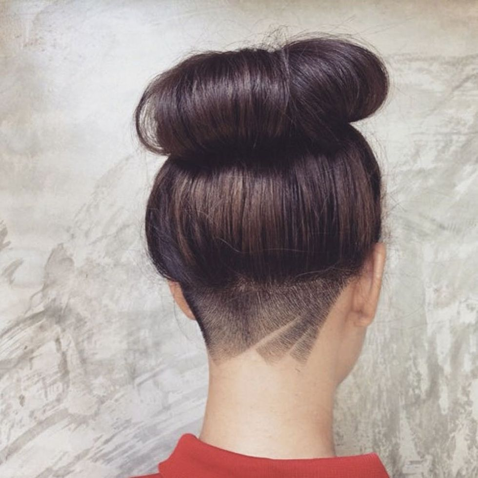 10 Undercut Tattoos You Need To Try Asap Brit Co