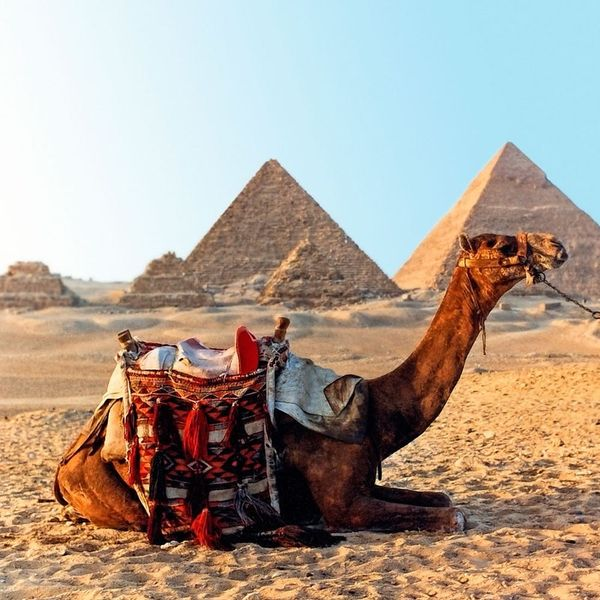 This Is Why You Need to Visit the Pyramids ASAP