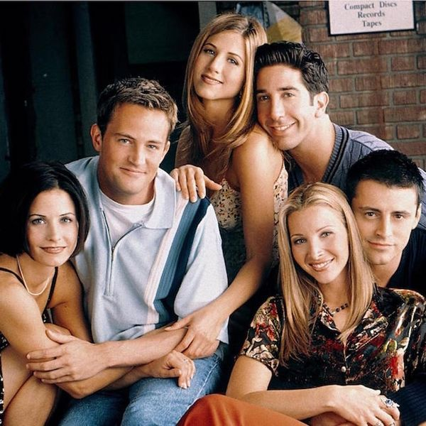 Here Is the Friends Reunion Photo That You HAVE to See