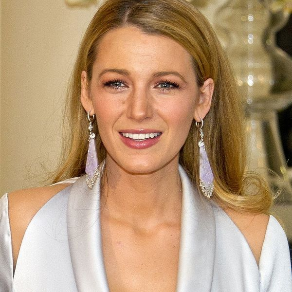 Blake Lively's State Dinner Look Is Bringing Back This '00s Trend