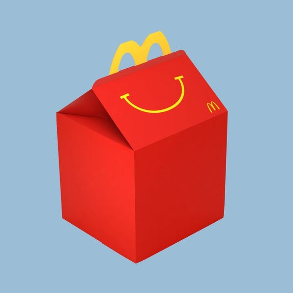 WTF: You Won't Believe What You Can Make With a Happy Meal Box