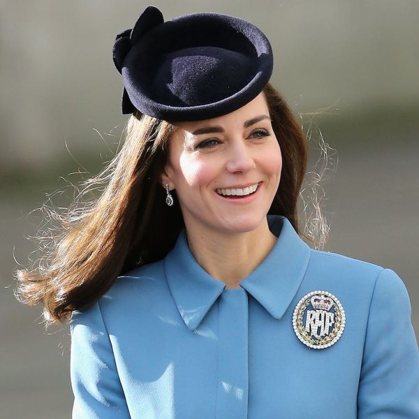 Kate Middleton's Stylist Dishes the Surprisingly Easy Secret to Getting Rich Girl Hair