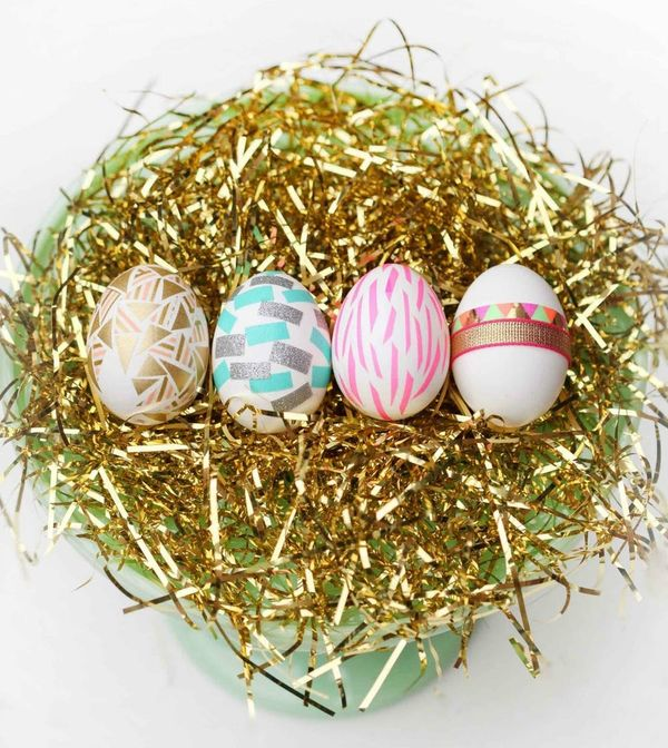 Easter Egg Designs That Are Seriously Chic