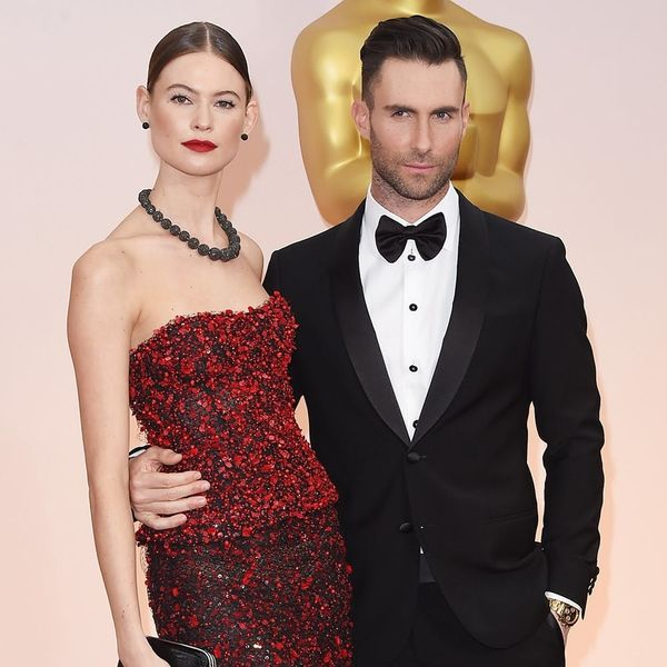Adam Levine Might Soon (FINALLY) Become a Dad