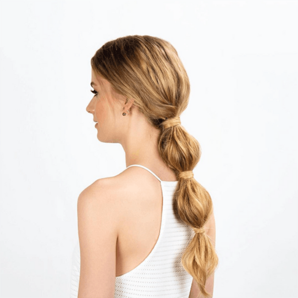 This 5-Minute Hair Trend Is Perfect for Your Inner #Lazygirl