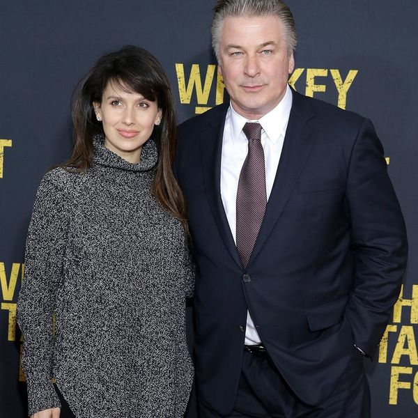 See Hilaria Baldwin's Pregnancy Announcement for Baby #2!