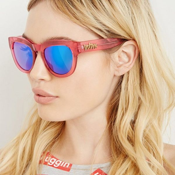 17 of the Most Colorful Sunglasses Ever Under $100