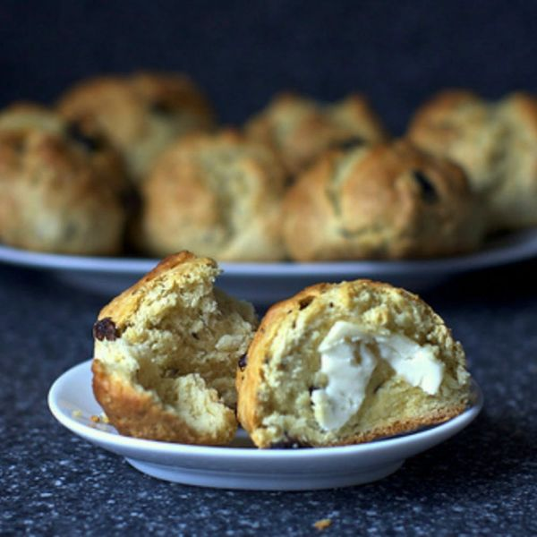 Irish Soda Bread Scone Recipes for St. Patrick's Day