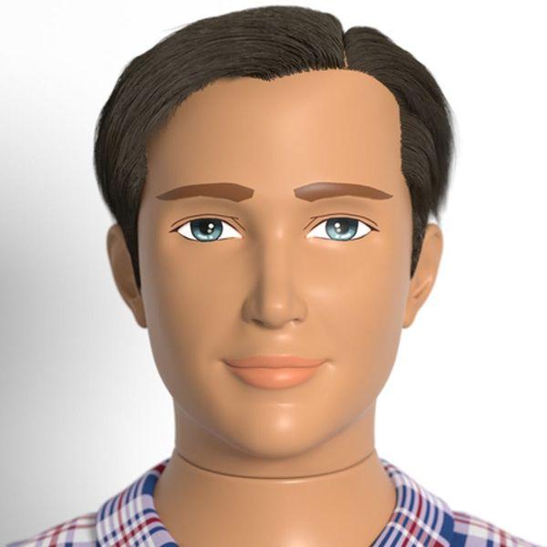 Meet the First Ever Body Positive Ken Doll, Boy Lammily
