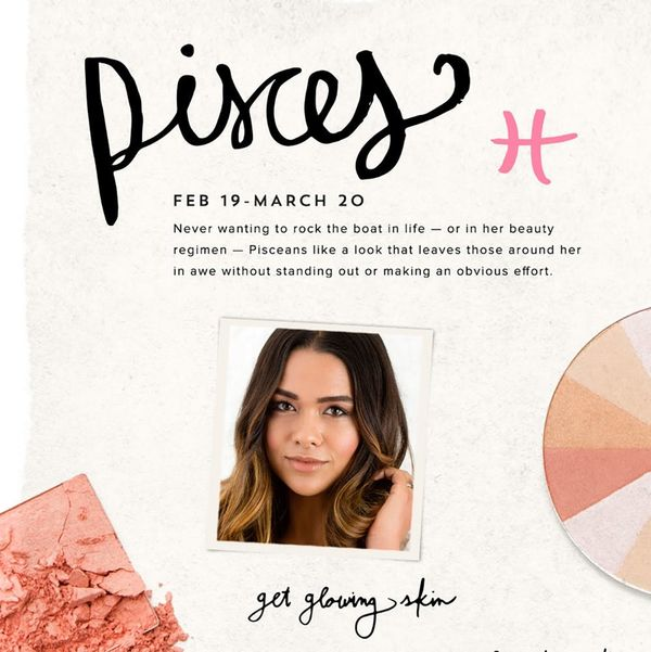 The Best Makeup for Your Zodiac Sign: Pisces Edition
