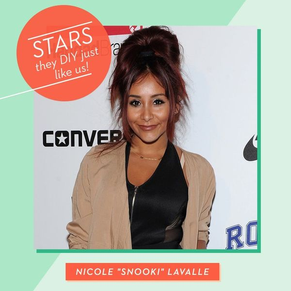"""You Won't Believe How Nicole """"Snooki"""" LaValle Became an Etsy Star"""