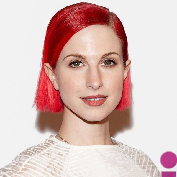 Paramore's Hayley Williams Is Launching Her Own Hair Color Line